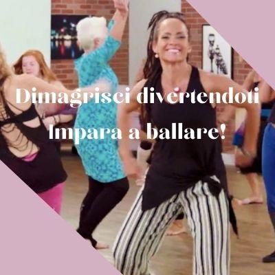 Dimagrisci divertendoti Impara a ballare!