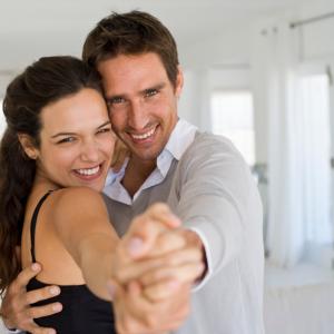 benefici del ballo sorridere
