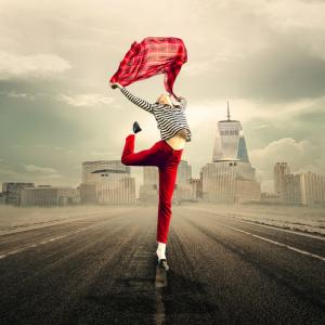 benefici del ballo più autostima